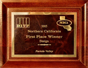 Northern California First Place Winner Architecture Dean Jones